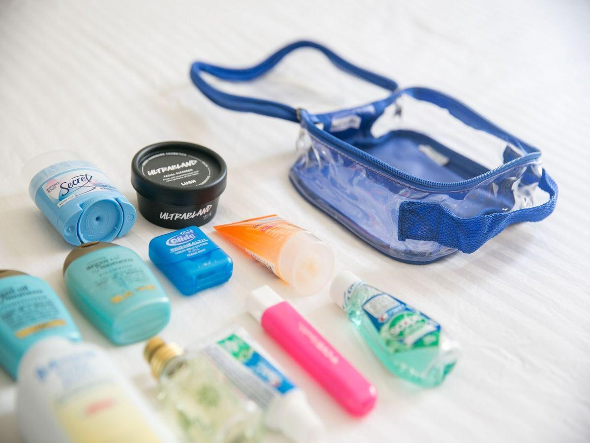 Mini toiletries products