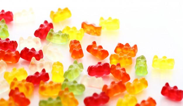 Gummy bears - best souvenir for kids