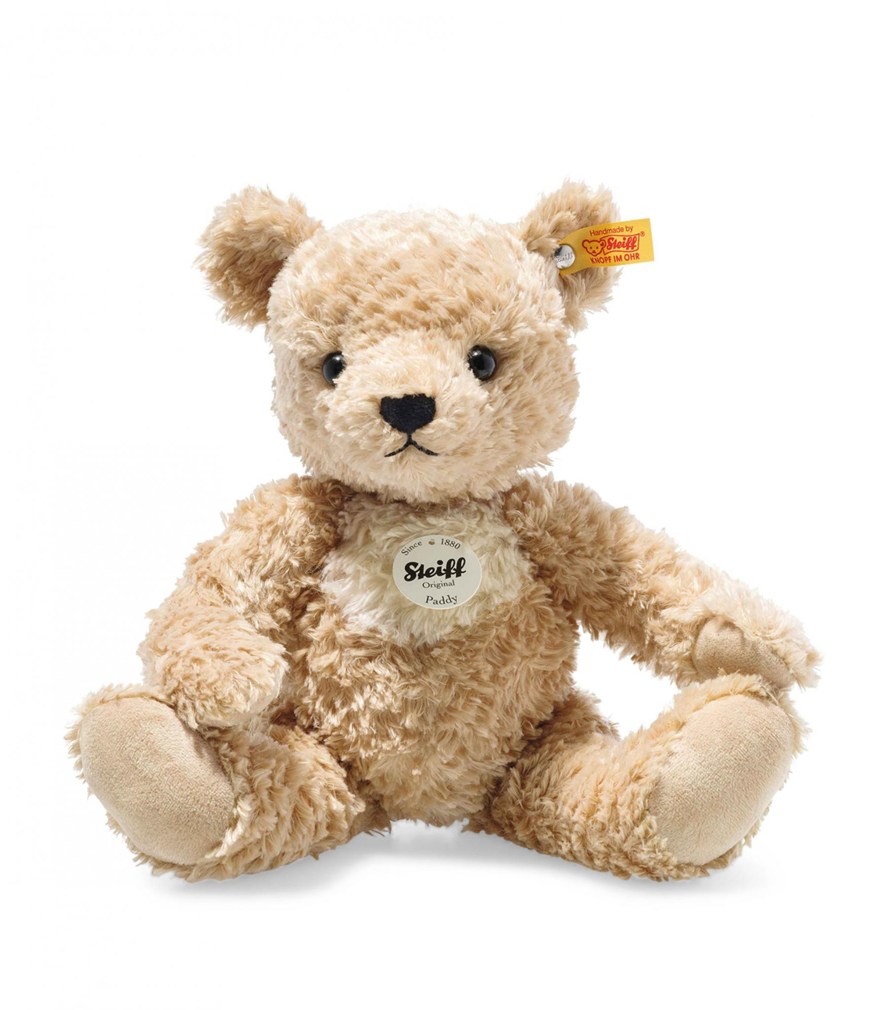 Sutffed teddy bear - best german toy