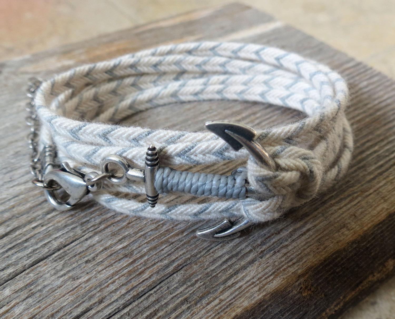 Nautical bracelet