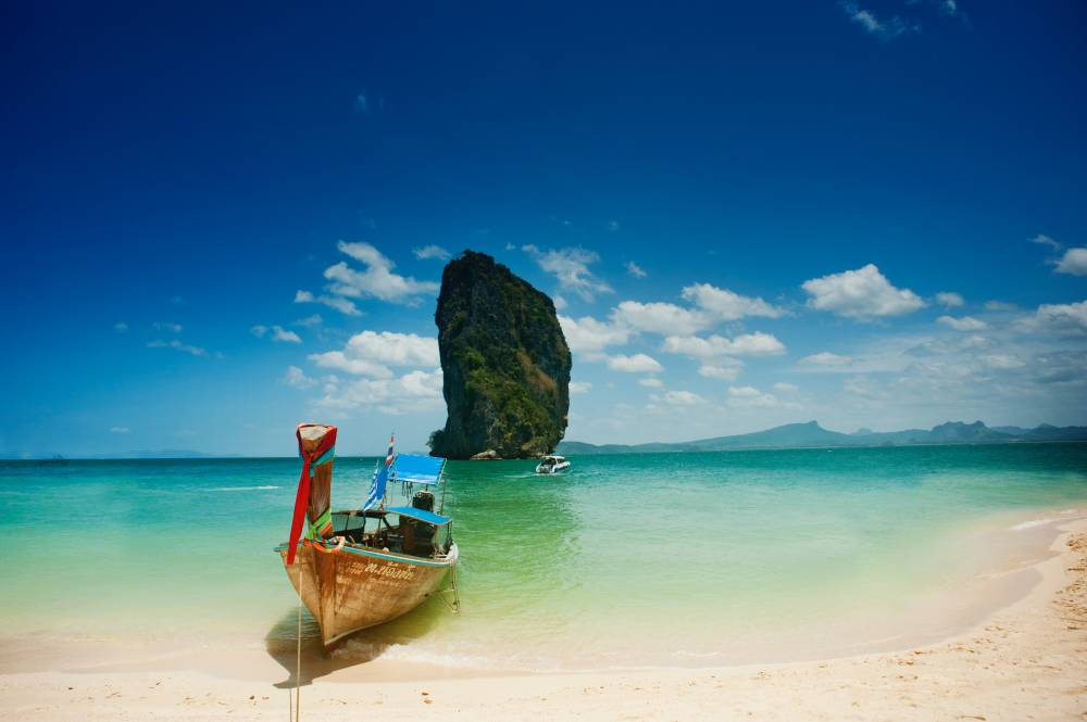 List of necessary items that will ensure a successful trip to Thailand