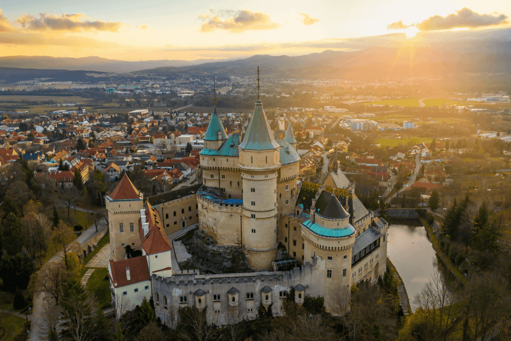 What to take for a trip to Slovakia?