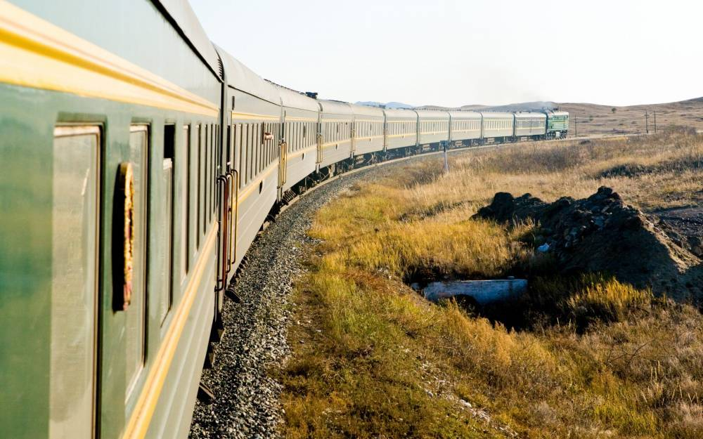 Trans-Siberian Railway - see what to pack