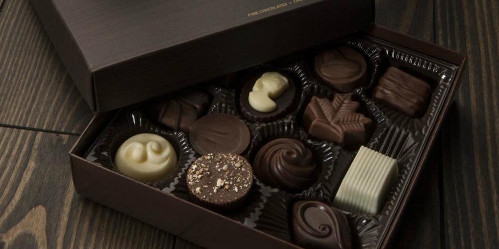 Słodycze od Laury Secord