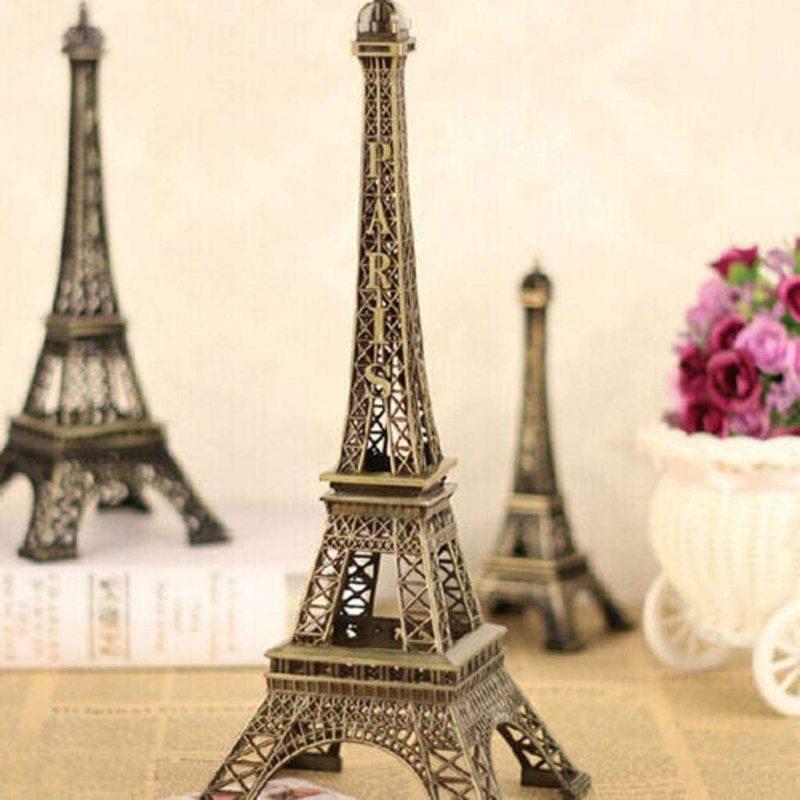 Eiffel tower figure
