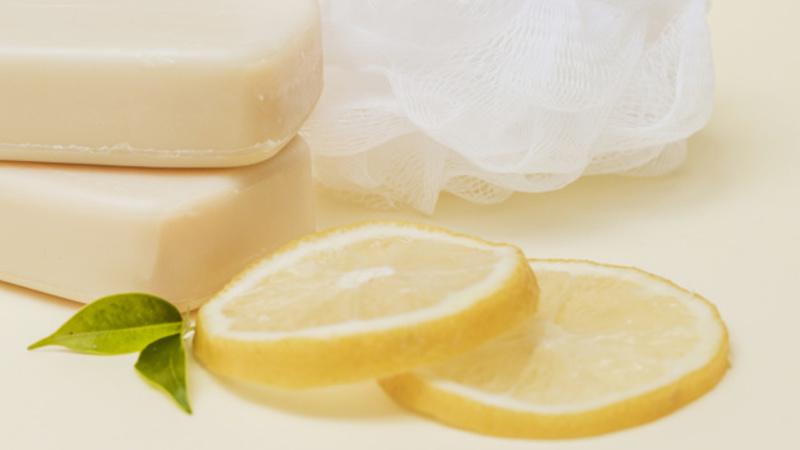 Mydło cytrynowe