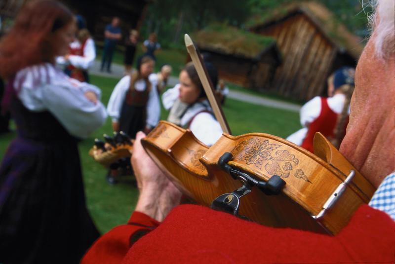 Płyta z muzyką folk