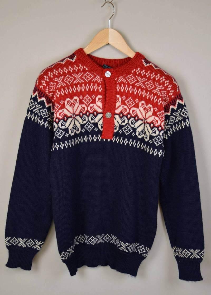 Norweski sweter